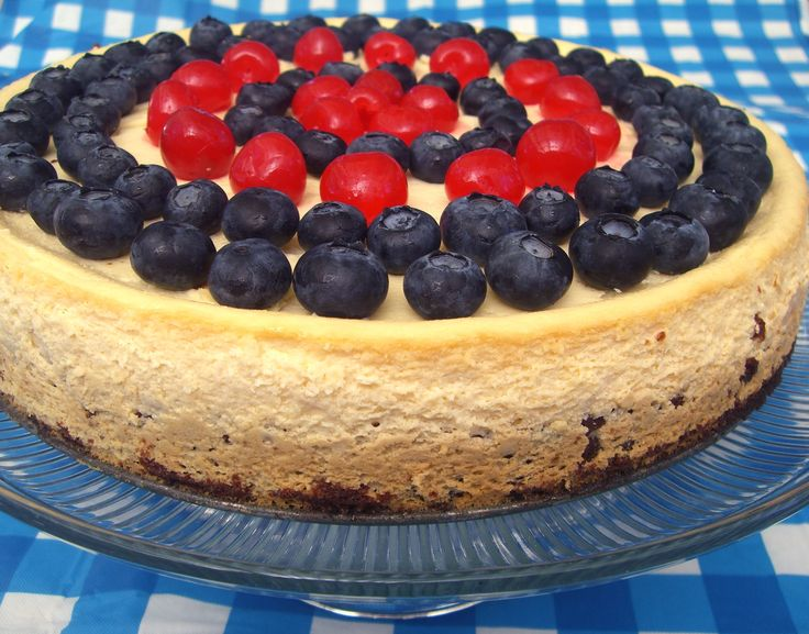 "<p>My Brownie Berry Cheesecake is easy to make, but impressive enough to gather a few ""oohs"" and ""ahs"" whenever i serve it. It's cool, creamy, and tastes pretty decadent for being lower in fat and calories than most cheesecakes.  And if it cracks on top, no problem. Just camouflage it with …</p>"