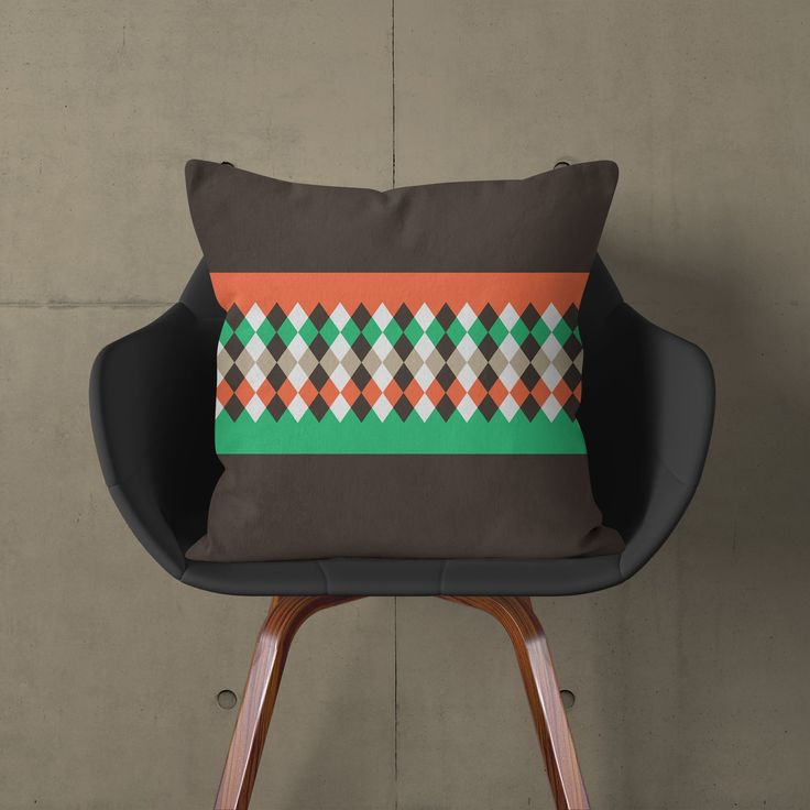 This soft pillow is an excellent addition that gives character to any space. It comes with a soft polyester insert that will retain its shape after many uses, and the pillow case can be easily machine washed.
