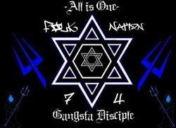 Gangster Disciples Symbols | FOLK NATION- GANGSTER DISCIPLES