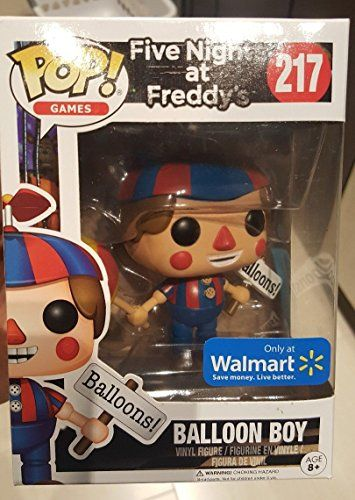 Games Five Nights At Freddys Balloon Boy Exclusive FNaF World