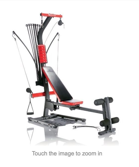 New Bowflex PR1000 Home Gym Exercise Machine - Up to 210-Pounds of Resistance #Bowflex