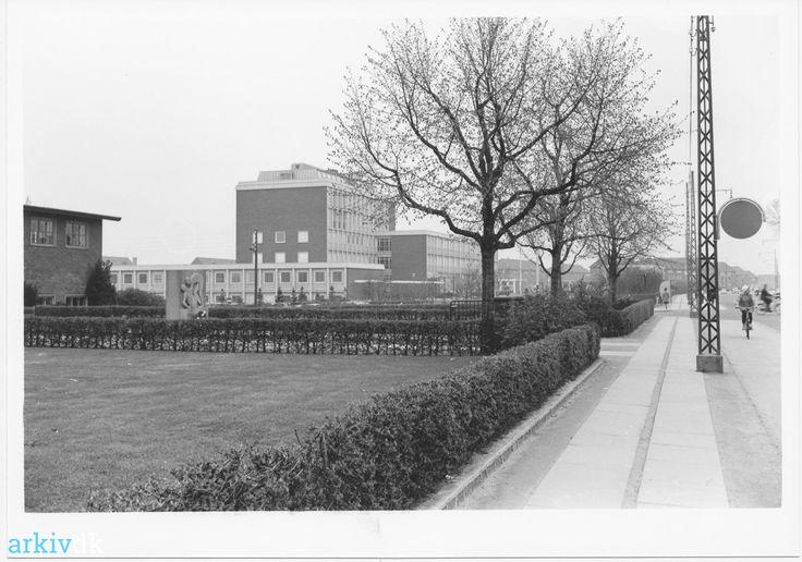 arkiv.dk | Hvidovrevej 278 Hvidovre Rådhus 1966