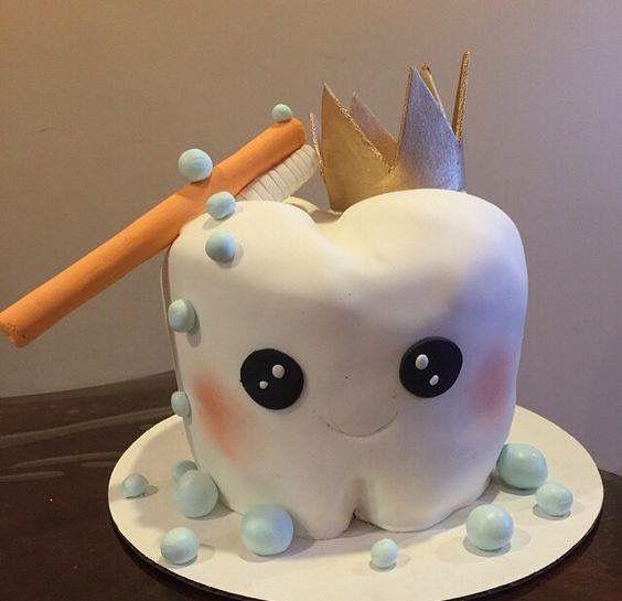 Cake Design Dentista : Las 25+ mejores ideas sobre Pastel de dentista en ...