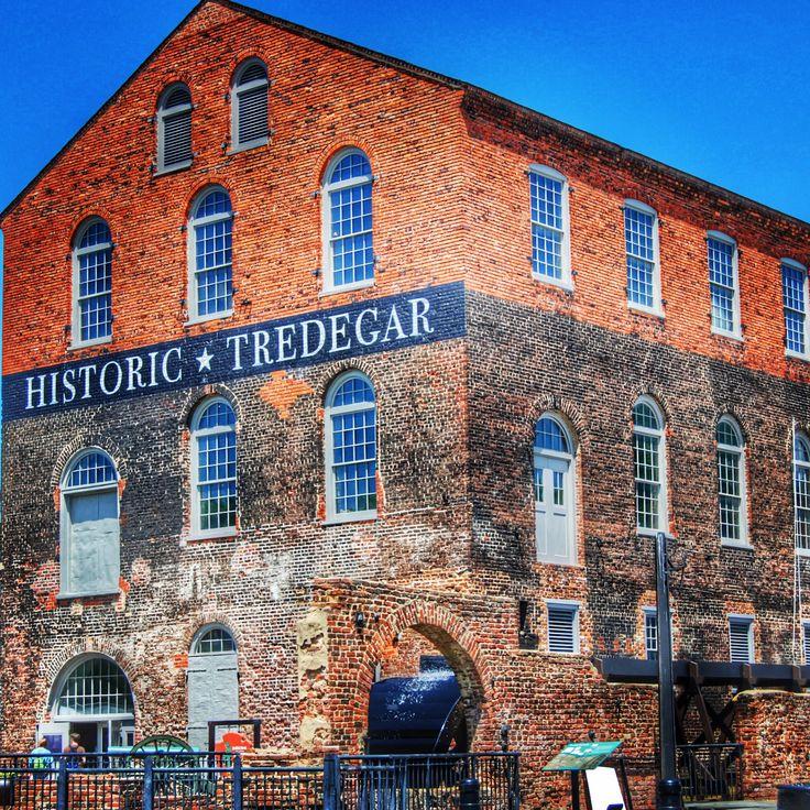 Historic Buildings In Richmond Va: Historic Tredegar