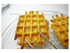 Wafel Recept van een Echte Bakker! » OrcaCool