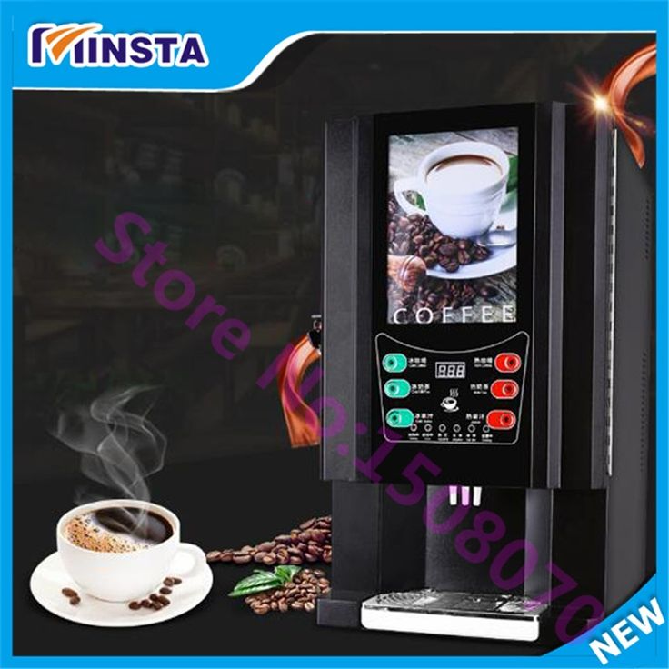 1170.00$  Buy here - http://ali00s.worldwells.pw/go.php?t=32760955969 - Wholesale products coffee shop professional commercial instant coffee machine industrial Italian coffee machines for sale