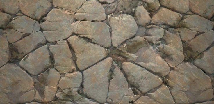 Stones in Substance Designer, David Ramos on ArtStation at https://www.artstation.com/artwork/B2Pz9