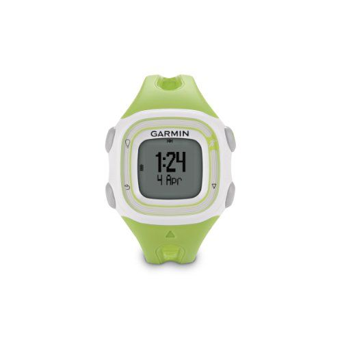 #Garmin Forerunner 10 GPS Watch (Green/White) $125.00 http://www.azondealextreme.info/watches/garmin-forerunner-10-gps-watch-greenwhite/  Every mile matters. And now there's a stylishly simple way to  capture each one. Forerunner 10 is a GPS running watch that tracks your  distance,