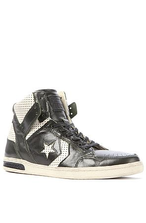 The John Varvatos x Converse Weapon Sneaker in Green by Converse #shoes #sneakers $115