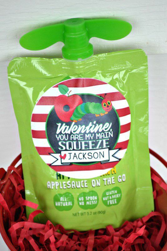 "Make your child's Valentine original this year with our fun Valentine's Day Stickers and Bags!Each Kit includes:24 PERSONALIZED 2.5"" sticker labels 24 treat bagsTreat Bag options:self-sealing clear cello bags (no tape or staples needed!) that measure 3.5""x5.5"".glassine bags that measure about 3""x6"".Great for candy, cookies or favors!Choose 1 design per order and add name for personalization (closing is included as shown on the design).  Up to 10 characters for the name wo..."