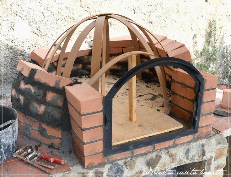 M s de 1000 ideas sobre horno de le a en pinterest - Como hacer horno de lena ...