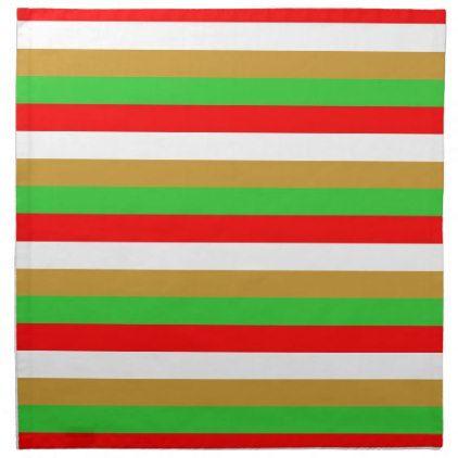 Tajikistan flag stripes napkin - patterns pattern special unique design gift idea diy