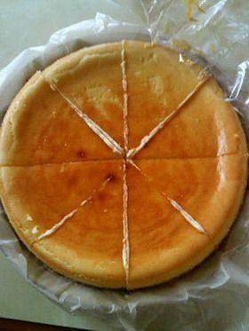 外国人直伝の簡単で濃厚なチーズケーキ by さなえポン [クックパッド] 簡単おいしいみんなのレシピが235万品