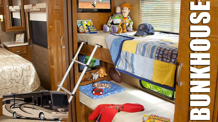 20+ Motorhome with Bunk Beds for Sale - Interior Design for Bedrooms Check more at http://imagepoop.com/motorhome-with-bunk-beds-for-sale/
