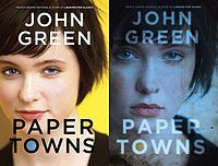 Papertowns by John Green