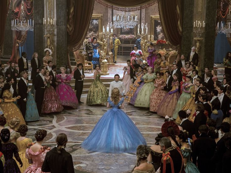 Get lost in the magic, beauty and romance. Cinderella is now available.