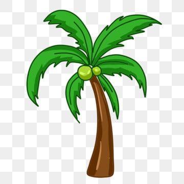 Gambar Pohon Kelapa Kartun Hijau Clipart Pohon Pohon Kelapa Pohon Besar Png Transparan Clipart Dan File Psd Untuk Unduh Gratis Plant Clipart Tree Clipart Cartoon Trees