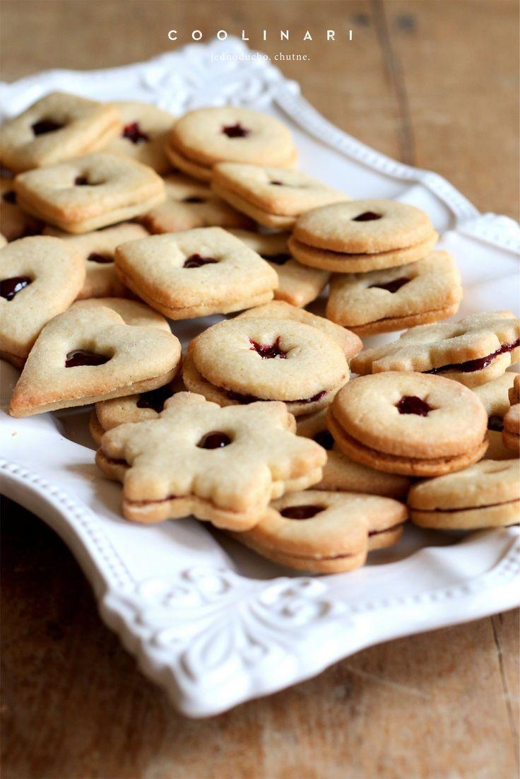 linecke kolaciky mandlove