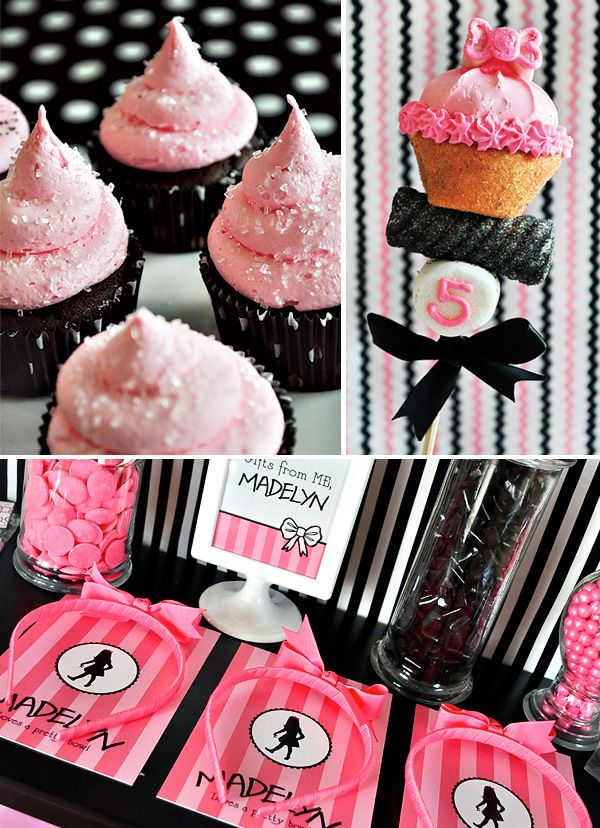 Cute idea of headbands for an Eloise birthday party guests! I'm saving this party idea until my Eloise is six, like Eloise in the book!