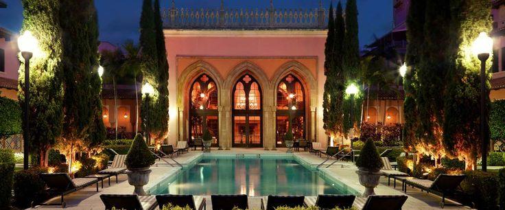 Boca Raton Resort, Boca Raton, Florida
