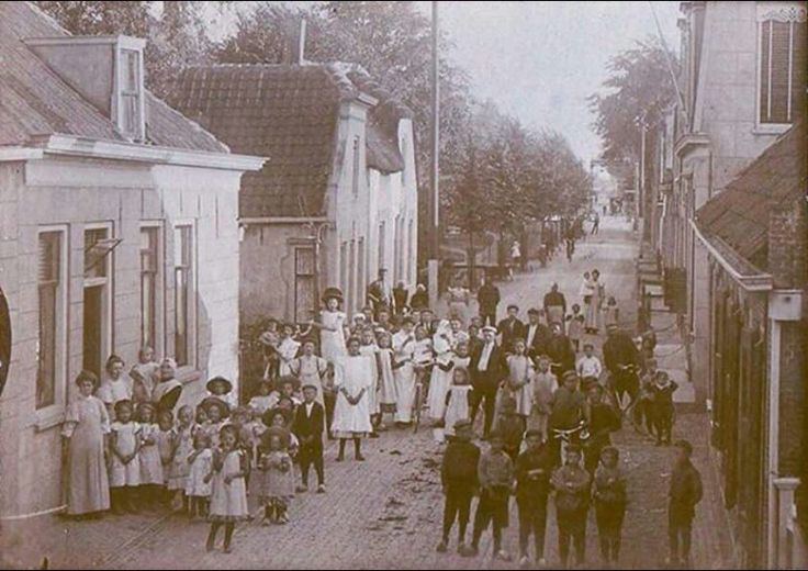 Bleiswijk vorige eeuw.