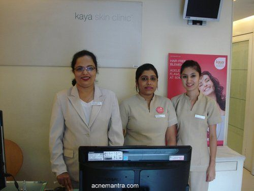 Kaya Skin Clinic Acne-Free with Aqua Therapy Review