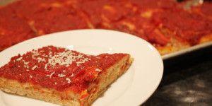 Tomato Pie: Ode to Corropolese