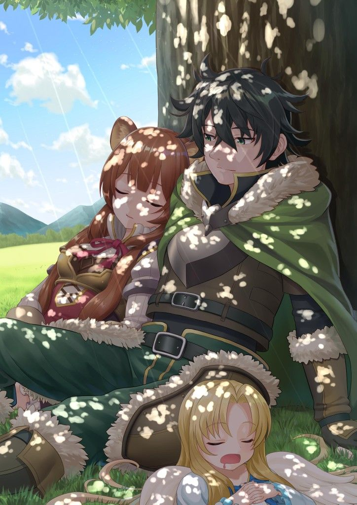Tate no Yuusha no Nariagari *・゚ Anime characters