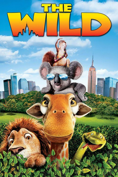 Watch The Wild 2006 full movie Hd 1080p Sub English