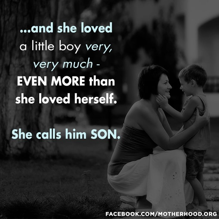 Prayed and prayed for a son, the whole time not believing God would bless me with one. Shame on me.