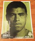 "For Sale - 2015 Gonzalo Pineda Seattle Sounders FC 24"" x 18"" Schedule Poster MLS Soccer - See More at http://sprtz.us/SoundersEBay"