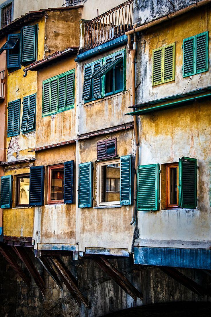Ponte Vecchio, Florence.