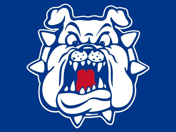 Fresno State Bulldogs Logo #2