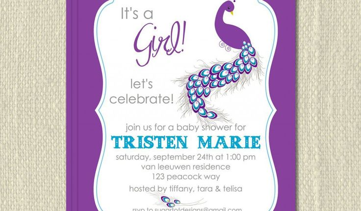 Cheap Baby Shower Invitations Online