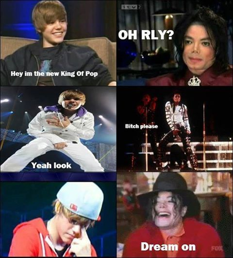 I laugh everytime I see this :)  I cant tell what MJ is saying in the middle picture but that is FUNNY