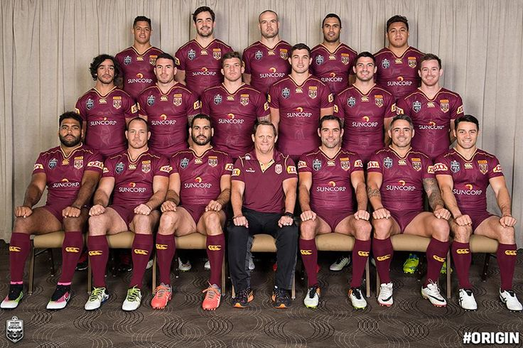 Cooper Cronk with the Maroons - May 2016