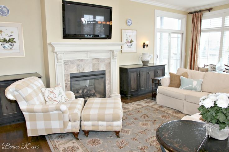 Beaux R'eves: Pottery Barn Knock Off JCPenney Slipcovered Sectional Review