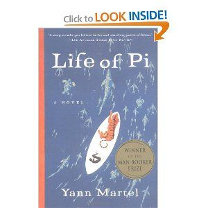 """In honor of """"Pi Day"""" lol...here is one of my favorite books. It has nothing to do with 3.14, but it is still getting honored on Pi Day. ;-)"""