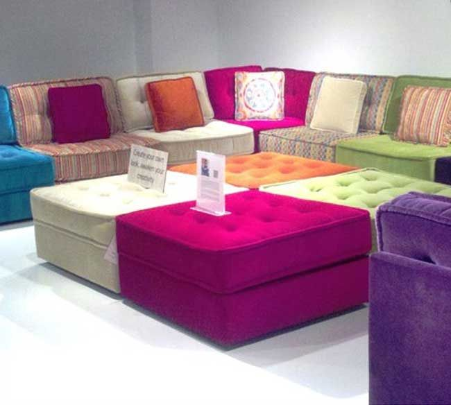 mah jong modular sofa knock off refil sofa