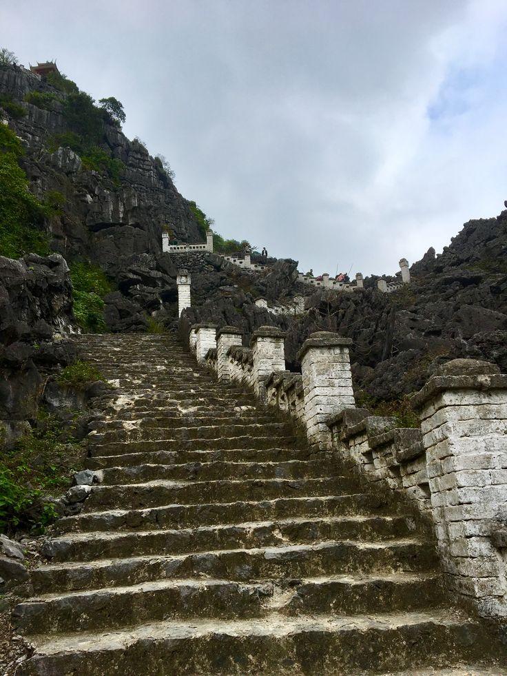 Mua Caves, Ninh Binh Vietnam