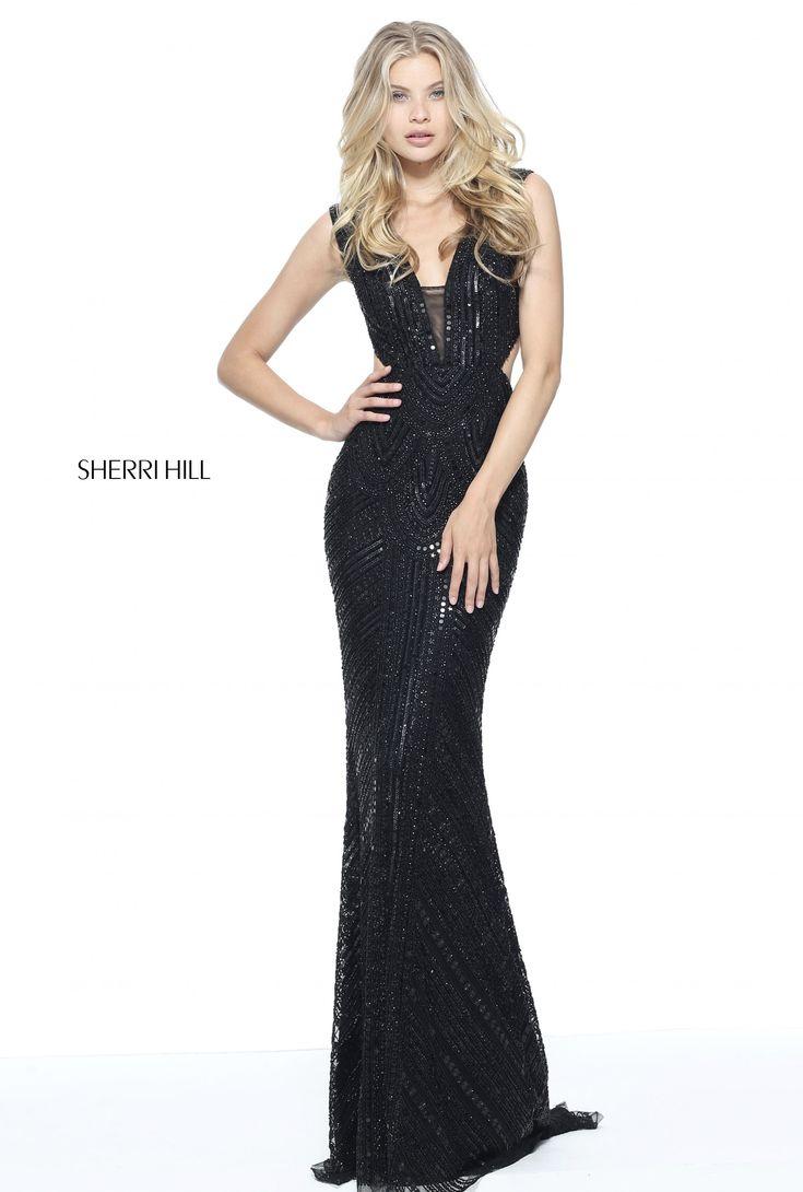62 best Блясъка на Sherri Hill в Сватбен център Брилянтин images on ...