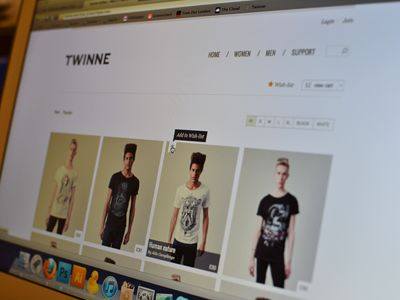 Dribbble - Twinne.com by Sebastiano Guerriero