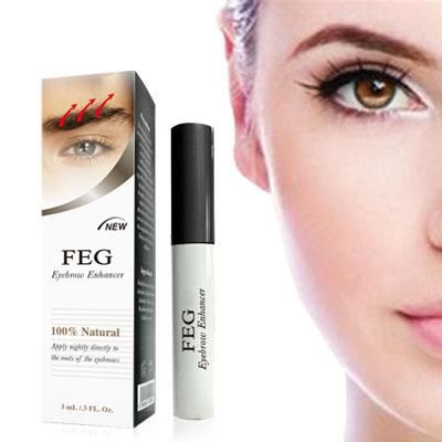 7221fe1b74f Type: Eyelash Growth Treatments Benefit: Thick,Lengthening Size: Full Size  Ingredient: herbal NET WT: 3ml / support Weight: 3ml Model Number: FEG  eyebrow
