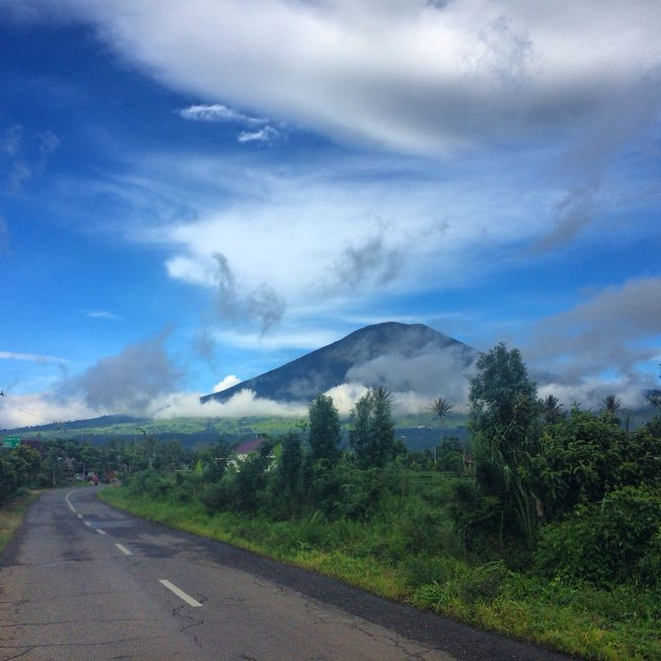 Mt. Dempo, Pagaralam, South Sumatera