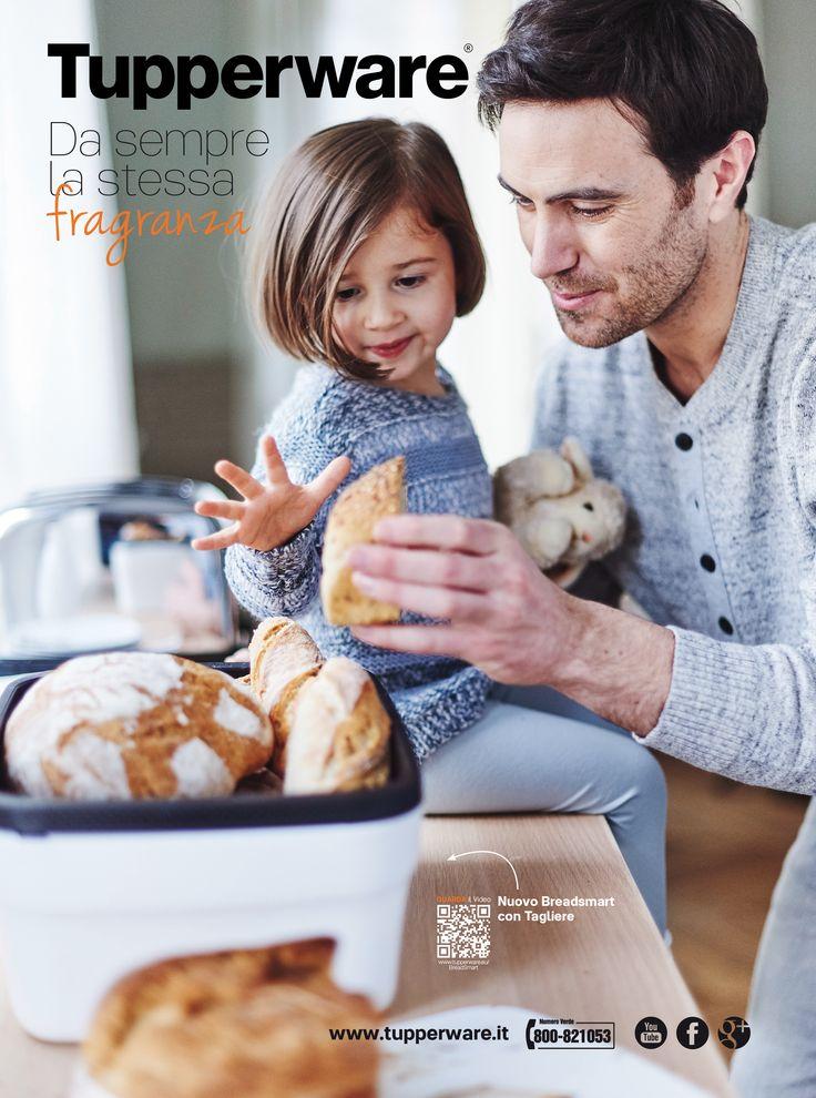 Tupperware è tradizione...è famiglia!