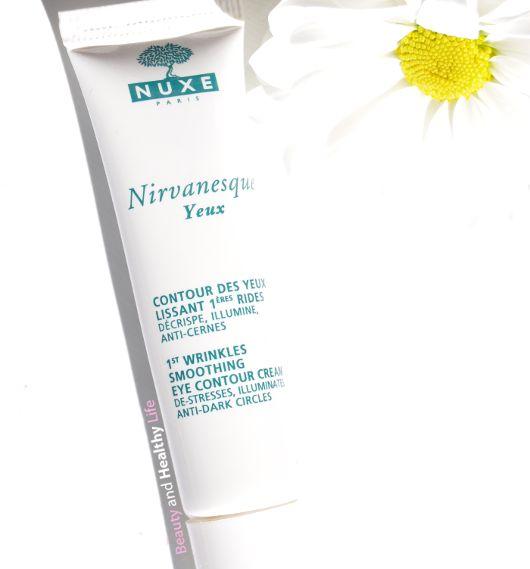 Contorno de ojos Nirvanesque de Nuxe: suave, hidratante y efectivo