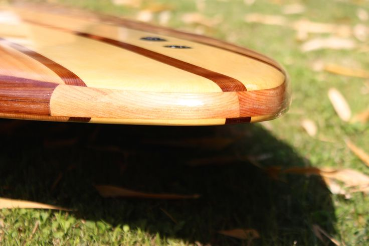 How to build a Paddleboard - Nose and Tail