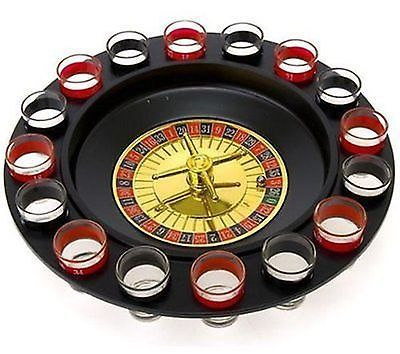 Party roulette wheel rules