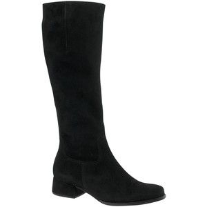 Gabor Nell Knee High Boots, Black