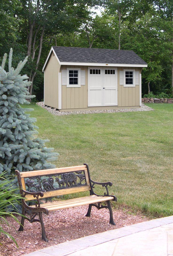 1000 images about sheds by kloter farms on pinterest for Large backyard sheds